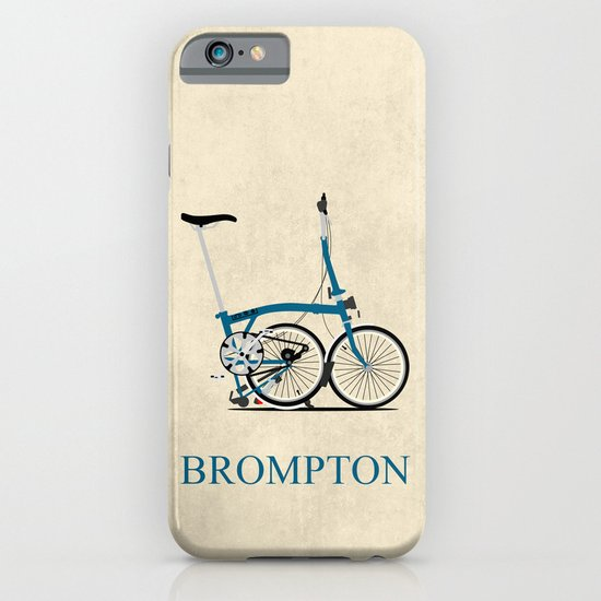 Brompton Bike iPhone & iPod Case