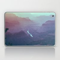 Early Morning Light - Gr… Laptop & iPad Skin