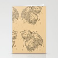 Chignon Stationery Cards