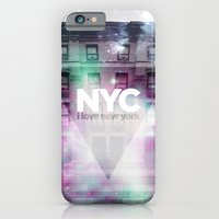 NYC - I Love New York 6 iPhone 6 Slim Case