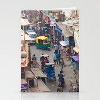India New Delhi Paharganj 5536 Stationery Cards