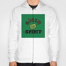 green spirit Hoody