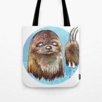Sloth Pride Tote Bag