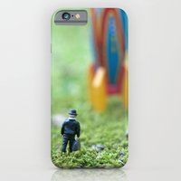 iPhone & iPod Case featuring Rocket Man by Tricia McKellar