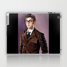 The Tenth Doctor Laptop & iPad Skin