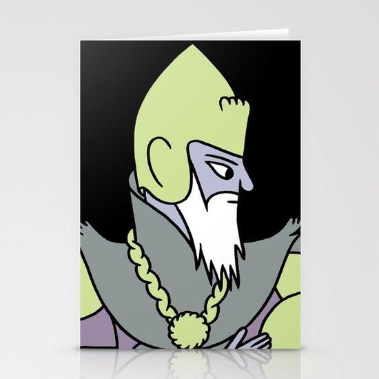ATLANTEAN DUDES Stationery Card