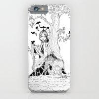 iPhone & iPod Case featuring Daphne by Leyla Akdogan