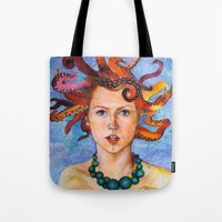 Alter-Ego Self Portrait … Tote Bag