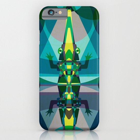 Crocodile iPhone & iPod Case