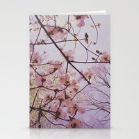 Dogwood 1 Stationery Cards