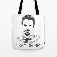 Team Crosby Tote Bag