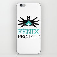 Fénix Project iPhone & iPod Skin