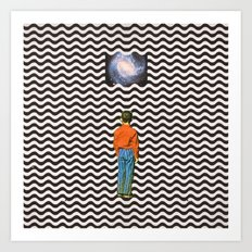 Illusion Sleep   Art Print