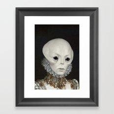 DUCHESS Framed Art Print