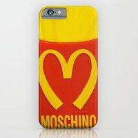 Moschino iPhone 6 Slim Case