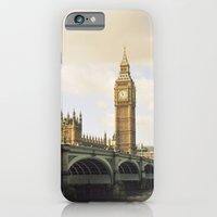 iPhone & iPod Case featuring Big Ben by Danielle W
