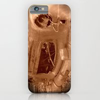 The Old Car In The Woods iPhone 6 Slim Case