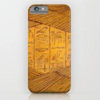 Egpytian Winged Godesses… iPhone 6 Slim Case