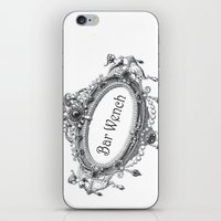Bar Wench iPhone & iPod Skin