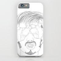 I'm grabbing your eyes baby ! iPhone 6 Slim Case