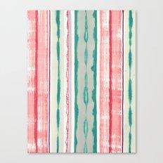 Canyon Stripe Canvas Print