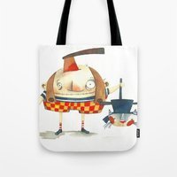 Halloween is here Tote Bag