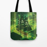 Search and Destroy Tote Bag