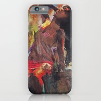 Fences Abstract Portrait iPhone 6 Slim Case