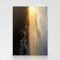 SUNSET - MONTEREY CALIFO… Stationery Cards