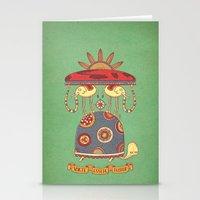 Volete Essere Proprio Stationery Cards