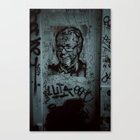 Streets life Canvas Print