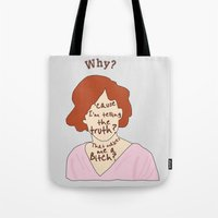 The Breakfast Club - Claire Tote Bag