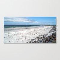 Whitemill Bay Canvas Print