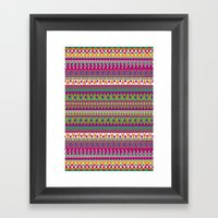 NATIVE DREAM Framed Art Print