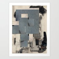 Disground c Art Print