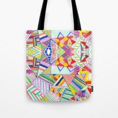 CIRCUS -C A N D Y- POP Tote Bag