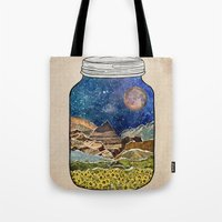 Star Jar Tote Bag