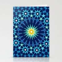 Blue sky Stationery Cards