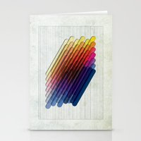 LollyStick Rainbow Stationery Cards