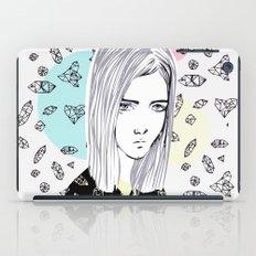 you are my geometric desire... iPad Case