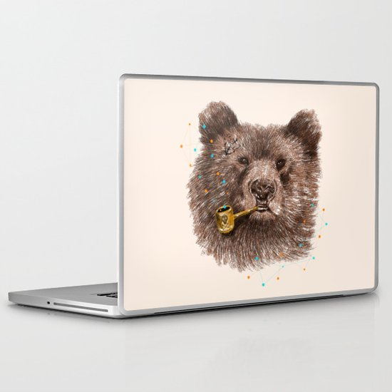 Sailor Bear II Laptop & iPad Skin