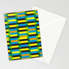 Cinetism and visual effect Stationery Cards