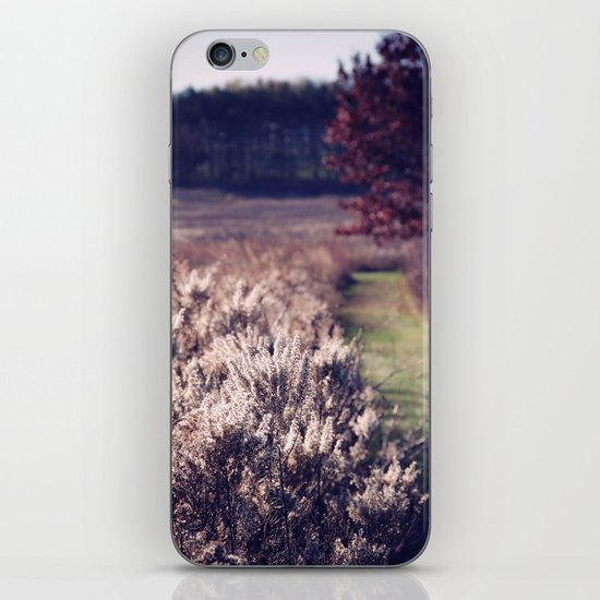 Sentimental Mood iPhone & iPod Skin
