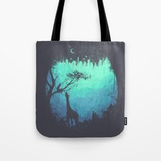 After Cosmic Storm Tote Bag