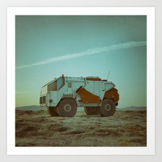 BOY-C.MOBILE.31 (everyda… Art Print
