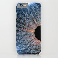 black hole sun iPhone 6 Slim Case
