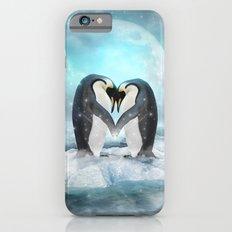 Listen Hard (Penguin Dreams) iPhone 6 Slim Case