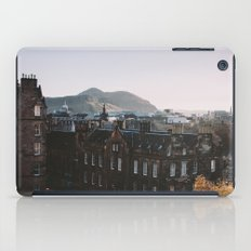 Edinburgh, Scotland iPad Case