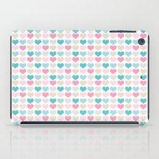 sweet hearts iPad Case