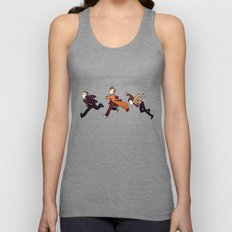 Awful Lot of Running Unisex Tank Top